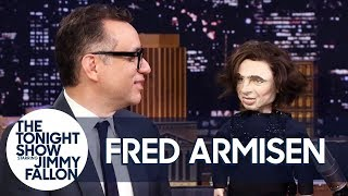 Fred Armisen Sings a Duet with Jimmy's Timothée Chalamet Puppet