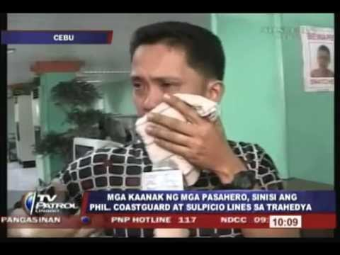 Loved ones, Arroyo infuriated over MV Princess of the Stars sinking