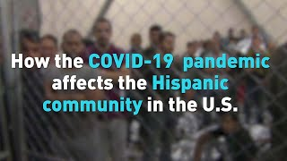 Latinos in the state of texas are being disproportionately hurt by covid-19 infections. but impact coronavirus pandemic on hispanic commun...