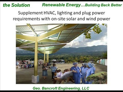 Haiti - Renewable Energy - Building Back Better.wmv