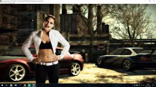 Xenia - Need for Speed Most Wanted 10/2018 (menues)