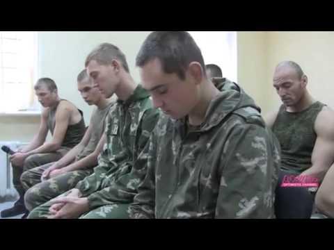 Пленные военные РФ в...