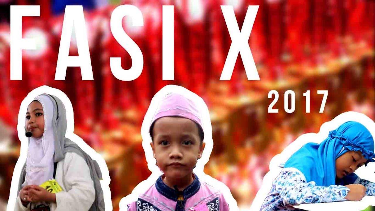 festival anak soleh indonesia ke 10 fasi x 2017