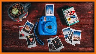 Fujifilm Instax mini 9 In Depth Review