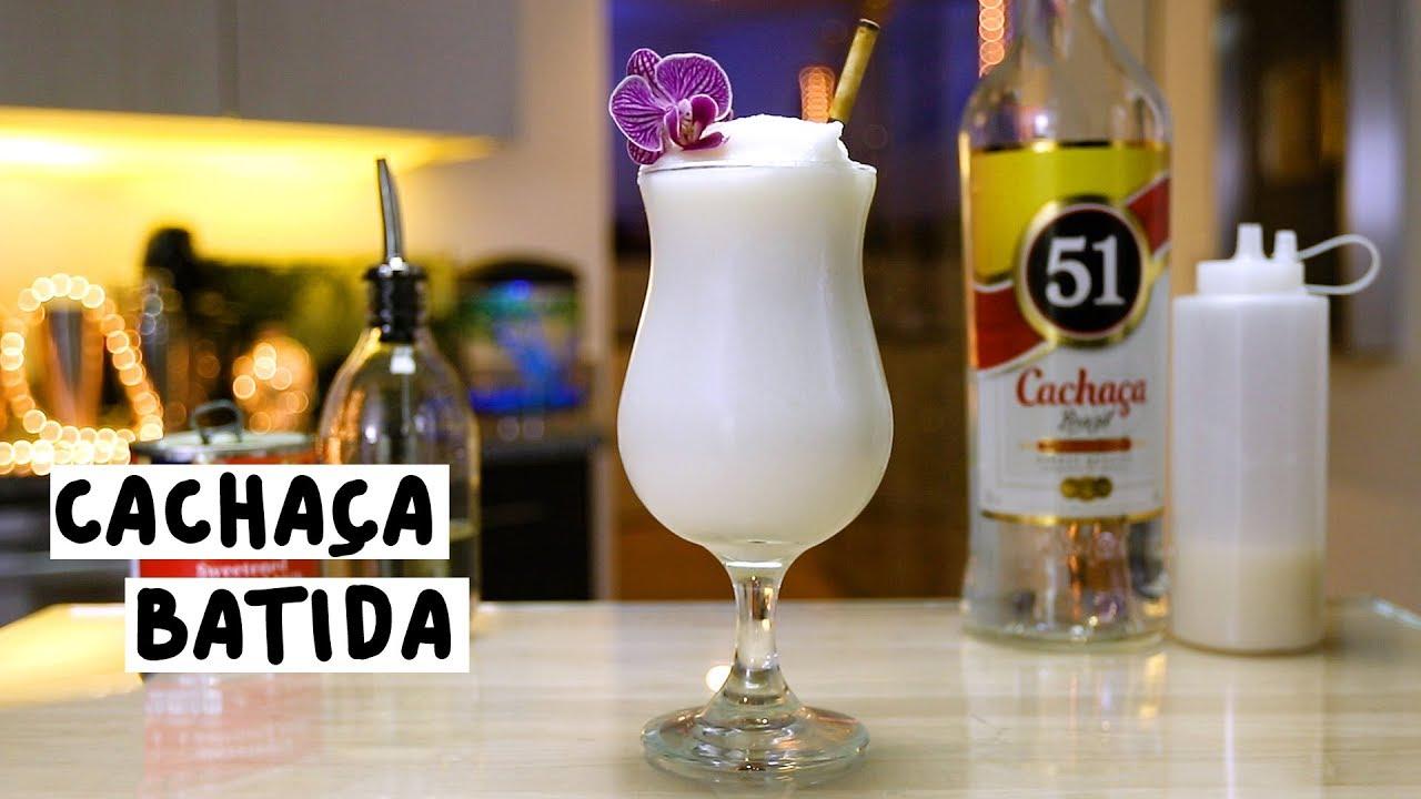 Cacha 231 A Batida Tipsy Bartender