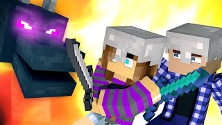 MINECRAFT SONG &#39With You&#39 Animated Music Video - TryHardNinja feat Lindee Link
