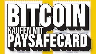 BITCOIN ANONYM mit PAYSAFECARD KAUFEN! - Über Cryptovoucher.io & MMOGA.de   Test + Fazit