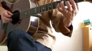 山弦の「Song for James」を弾いてみました。 ステレオの ...