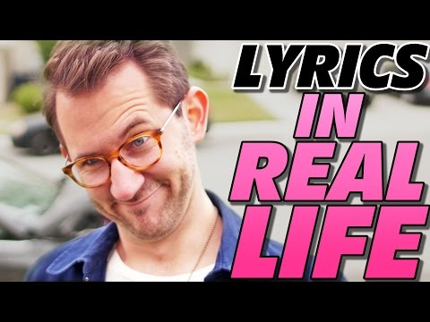 Maroon 5 'Sugar' (Parody) - LYRICS IN REAL LIFE