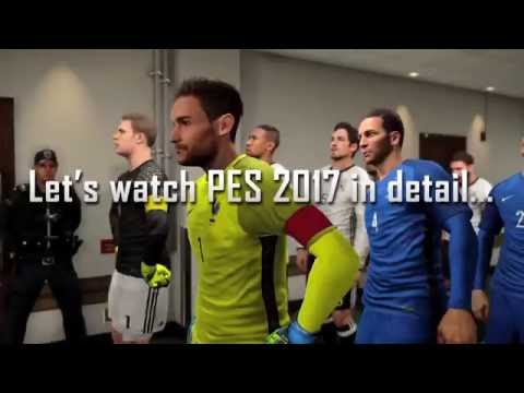 PES 2017 Gameplay In Detail 1 PITCH CONTROL EMOTION