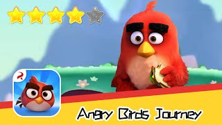Angry Birds Journey 109 Walkthrough Fling Birds Solve Puzzles Recommend index four stars