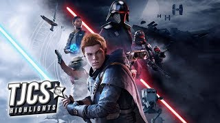 Star Wars Jedi: Fallen Order Game Footage Takes Us Into Star Wars