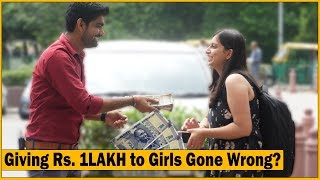 Picking Up Girls with Twist Prank - Gone Wrong? | The HunGama Films