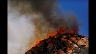 Incendios forestales en Malibu, California