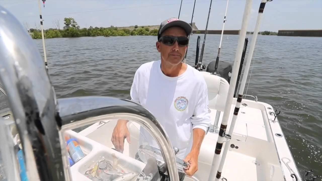 Lake benbrook fishing is phenomenal youtube for Benbrook lake fishing
