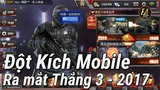 Reviews Đột Kích Mobile - CF Mobile Trước Ngày Ra Mắt Ở Việt Nam Tháng 3 - 2017   F.A CHANNEL