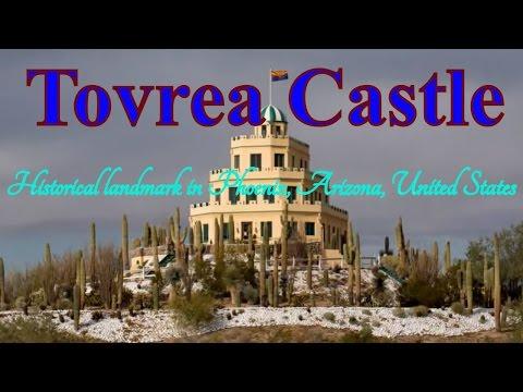 Visit Tovrea Castle, Historical Landmark in Phoenix, Arizona, United States