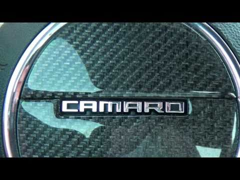 Camaro 2010 CarID  Interior Carbon Fiber Dash Kit