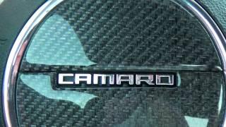 Camaro 2010 CarID  Interior Carbon Fiber Dash Kit
