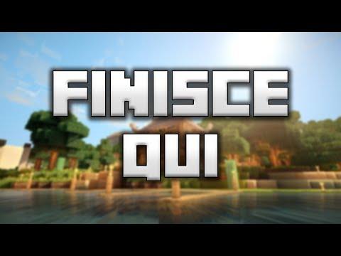 Minecraft ITA - #775 - FINISCE QUI !