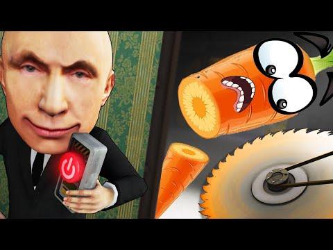 ТРОЛЛЬ ПУТИН VS МАНЬЯК МОРКОВКА В КС:ГО