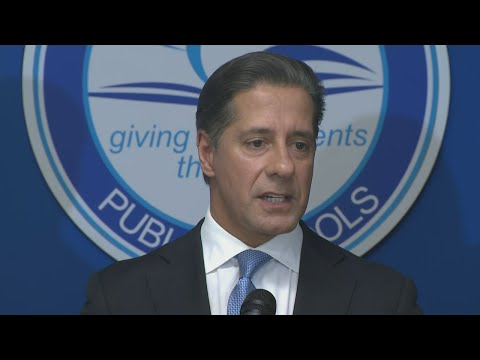 WEB EXTRA: MIami-Dade Schools Chief Holds Conference On Coronavirus