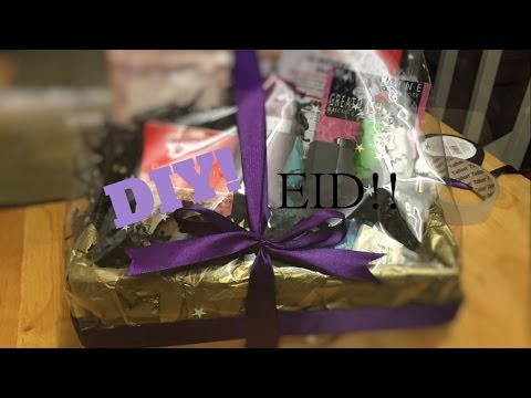 Eid gift hamper idea