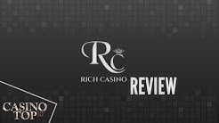 Rich Casino Review - One of the best online casinos out there!