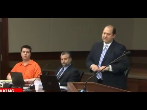 Justin Ross Harris - Hearing - Day 1 - Part 1