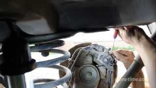 Kabel Mashinalar tormoz olib tashlash disk tormoz VW