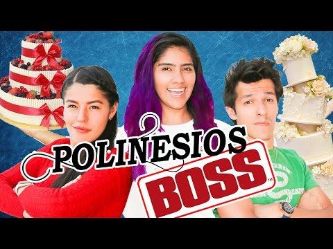 EL DESAFÍO KAREN VALASTRO CAKE BOSS | LOS POLINESIOS VLOGS
