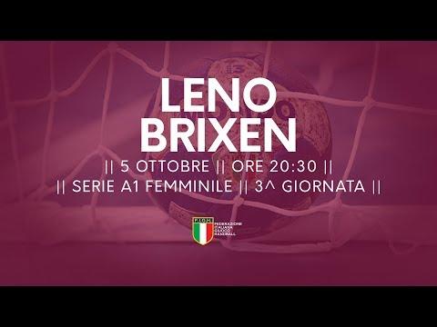 Serie A1F [3^]: Leno - Brixen 15-28