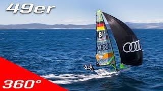 49er Sailing 360° VR Experience thumbnail