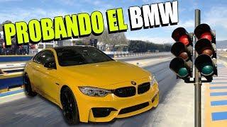 ¿QUE TIEMPO HACE MI BMW M4 EN EL CUARTO DE MILLA?    ALFREDO VALENZUELA
