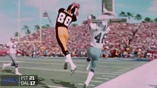 Every Pittsburgh Steelers Super Bowl Win in 60 Seconds | Classic Highlights