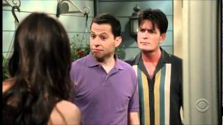 Two & A Half Men Whats The Deal With Herbs Junk