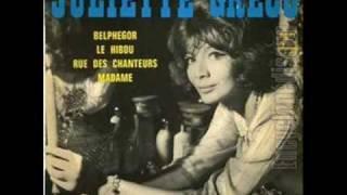 """Juliette Gréco """" La Javanaise """""""