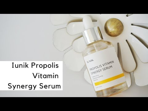 Iunik Propolis Vitamin Synergy Serum | Affordable and Effective?