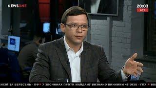 """Евгений Мураев в """"Большом вечере"""" на телеканале NewsOne, 21.11.17"""
