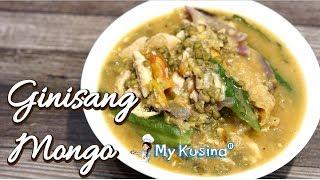MONGO | Ginisang Mongo | My Kusina