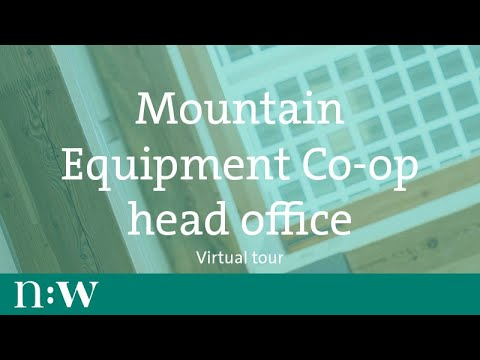 Mountain Equipment Co-op Head Office Virtual Tour