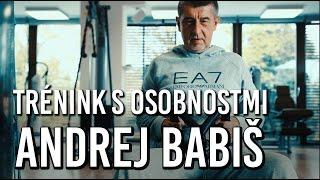 Pavel Šalitroš - Trénink s osobnostmi / 3.Díl - ANDREJ BABIŠ