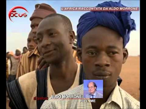 FOCUS - L'AFRICA RACCONTATA DA ALDO MORRONE
