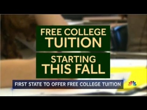New York State College Tuition is FREE!!