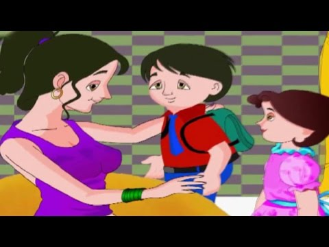 Come Little Children Come To Me I Will Teach You Abc Nursery Rhyme - Animated Songs for Children