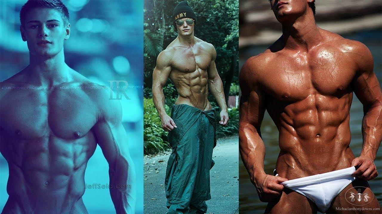 Jeff Seid - 9 years body transformation - YouTube
