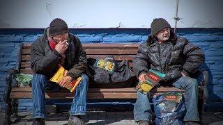 Украина против России (лапша быстрого приготовления)