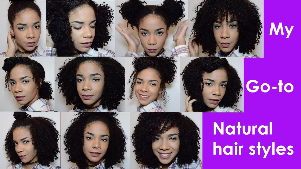 Easy Hairstyles On The Go 11 Quick And Easy Hairstyles For Naturally Curly Hair Curlana