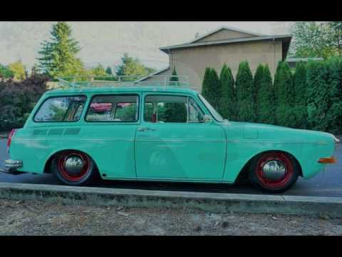 1972 Volkswagen Type III Squareback Wagon Air Ride Suspention Bagged for sale in Milwaukie, OR