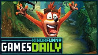 Crash Bandicoot Is Fastest Selling Switch Game In UK This Year - Kinda Funny Games Daily 07.03.18